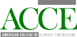 American College of Clinical Engineering Logo
